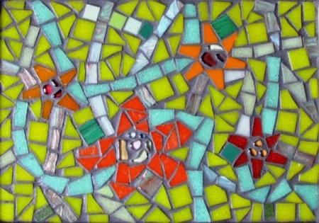 Mozaic  / Buzamet Cristina-Mary