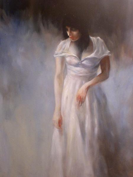 femeia in alb / Coman Stefan