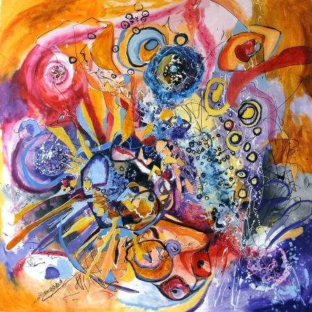 O stea cu infinite raze / Bissinger Elena