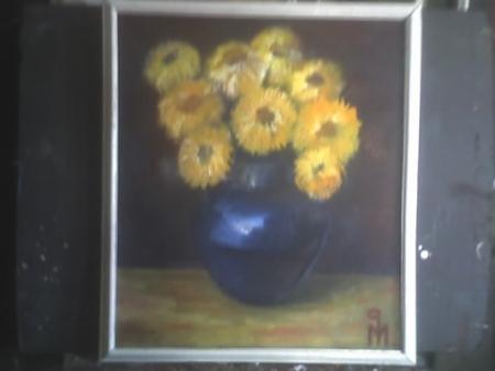 Flori galbene / PLĂVEȚI MIHAI