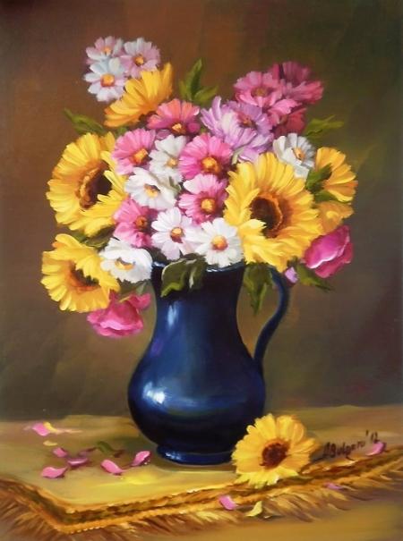 Armonii florale / Bulgaru Anca