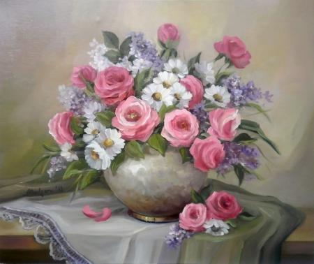 Trandafiri si margarete / Bulgaru Anca