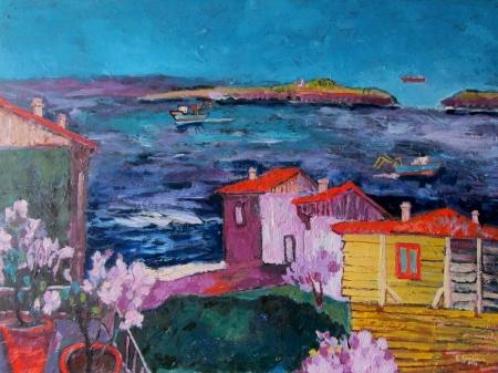 Marea Neagra la Sozopol / Spaiuc George