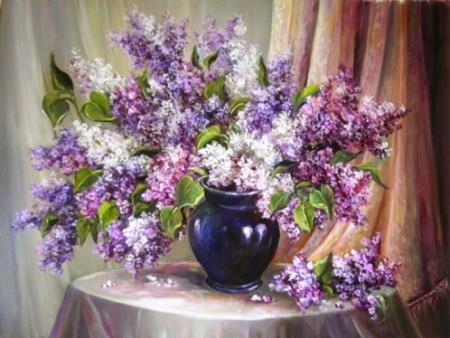 Parfum violet / Bulgaru Anca