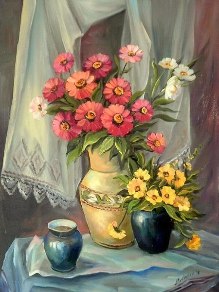 Flori de la Varatec / Bulgaru Anca