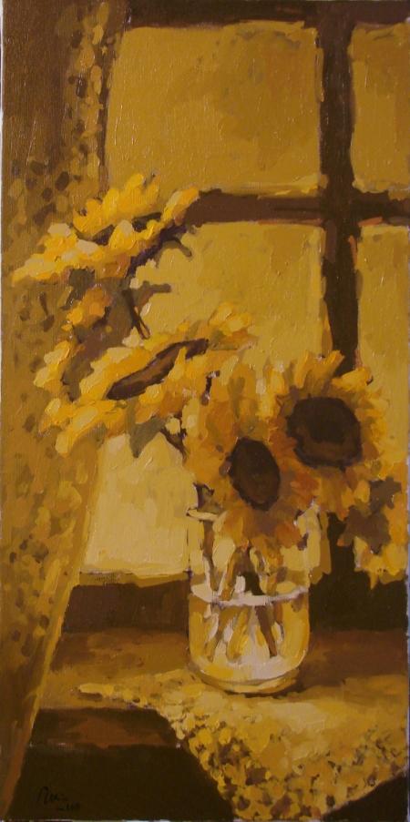 Paharul cu floarea soarelui / Deliu Doru Cristian