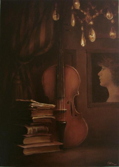 Interior cu vioara / Deliu Doru Cristian