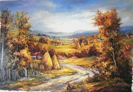 Undeva in Bucovina / Bulgaru Anca