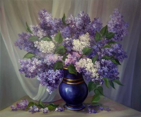 Poem in violet / Bulgaru Anca