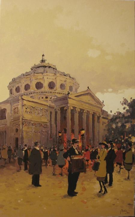 Ateneul Bucuresti / Deliu Doru Cristian