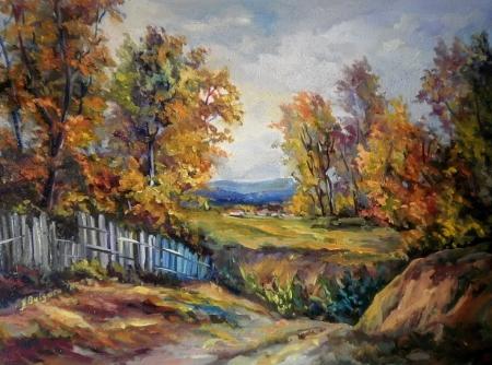 Impresii varatice / Bulgaru Anca