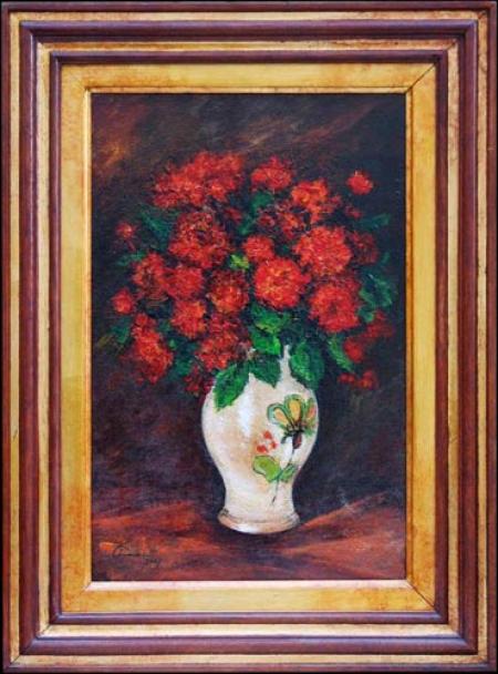 Red roses / Chiriac Liliana