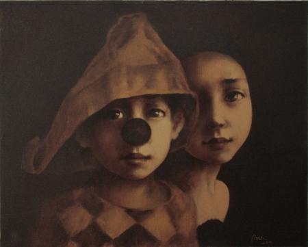 doi arlechini / Deliu Doru Cristian