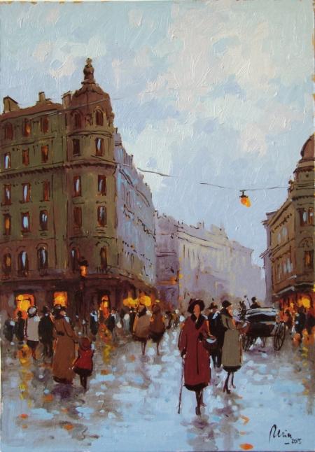 Old Bucharest / Deliu Doru Cristian