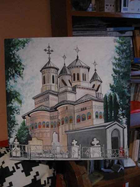 biserica din Carbunesti / PLĂVEȚI MIHAI