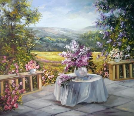 Florile floriilor / Bulgaru Anca