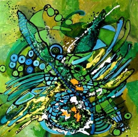 Dansul libelulei / Bissinger Elena