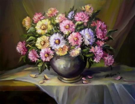 poezia florilor  / Bulgaru Anca