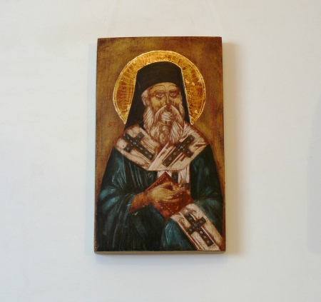 Icoana Sf. NECTARIE / Iancu Florin Dan