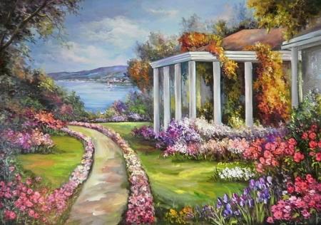 Anotimpul florilor / Bulgaru Anca