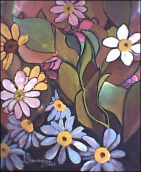 Simfonie florala / Romanescu Ela Diana