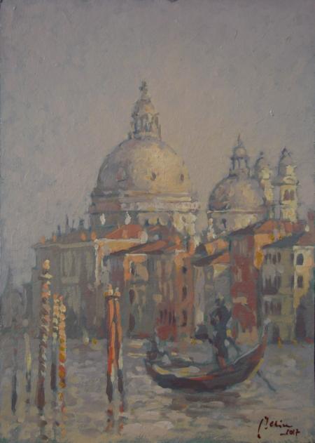 Peisaj in Venetia / Deliu Doru Cristian