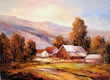 catun de munte / Bulgaru Anca