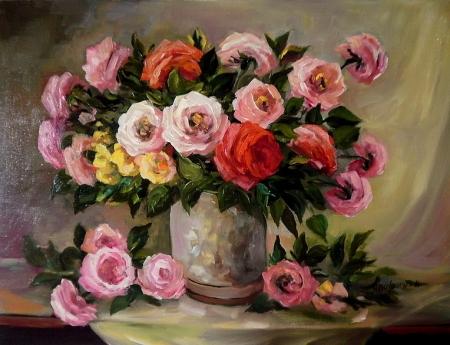Poema de flori / Bulgaru Anca