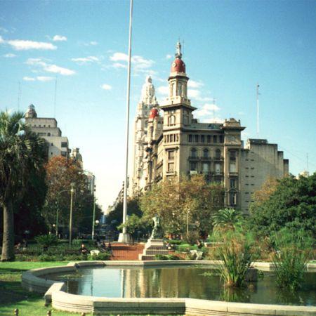 plaza del congreso