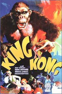 king kong afis