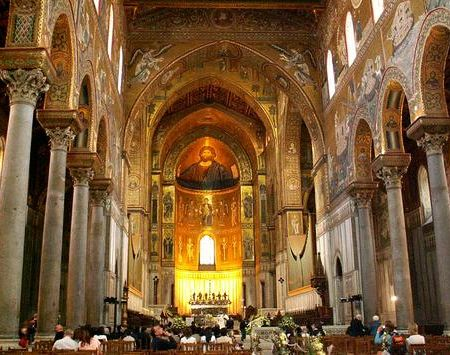 basilica monreale