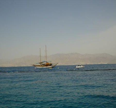 Croaziera Marea Rosie, Eilat