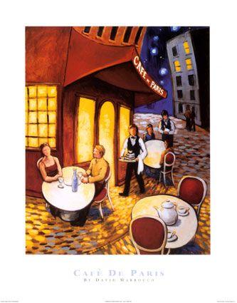 cafenea paris
