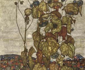 Egon Schiele masterpiece