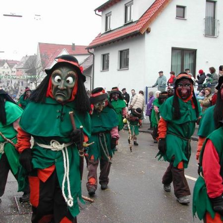 Fasching Germany