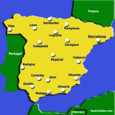 Scoala In Spania