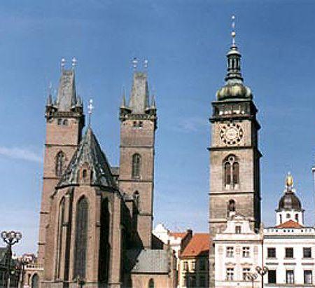 Hradec Kralove Square