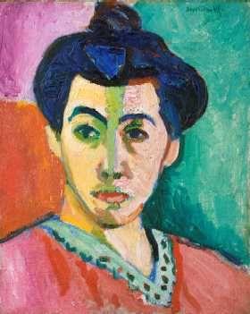 portretul doamnei matisse