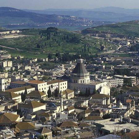 nazareth oras biserici