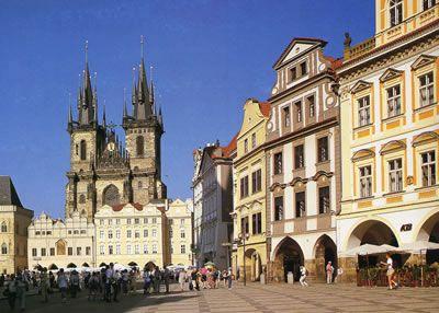 Piata veche Praga