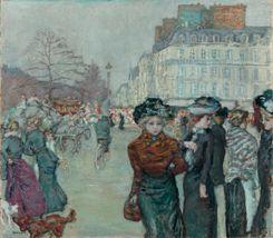 Place Clichy Bonnard