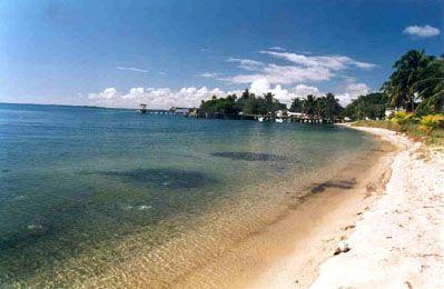 belize plaja