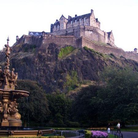 castle ednibugh