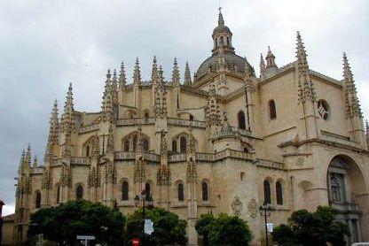 catedrala Segovia
