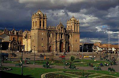 catedrala cuzco