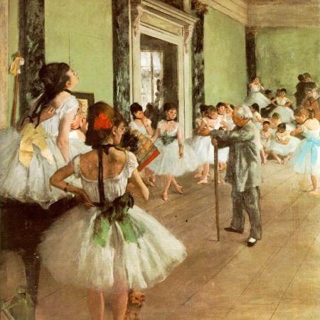 clasa de dans
