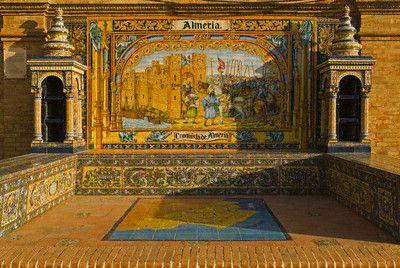 pictura murala sevilia