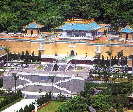 muzeu taiwan