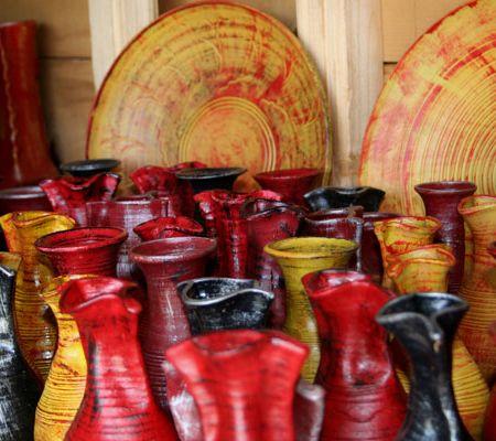pottery Romania