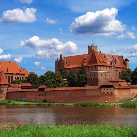 zamek polonia